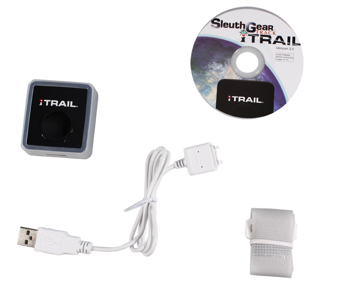 Passive Gps Tracker >> Watchdog Surveillance and Spy Gear | iTrail GPS Tracker